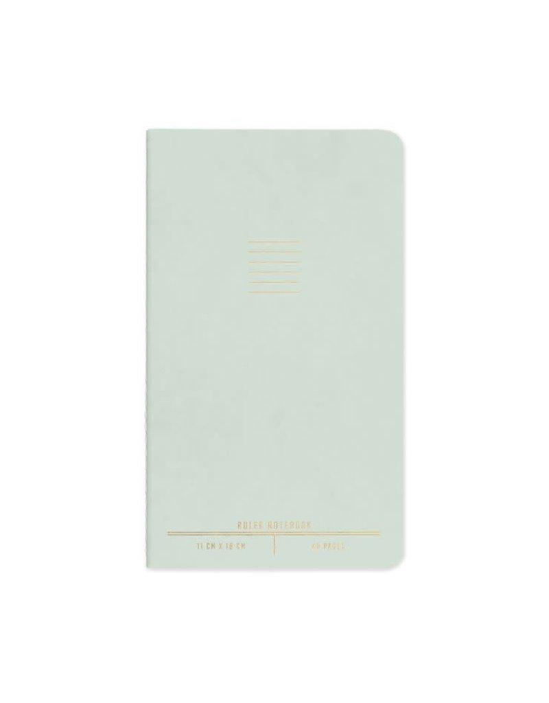 Designworks Ink Flex Cover Notepad Mint 7.5 X 4.4