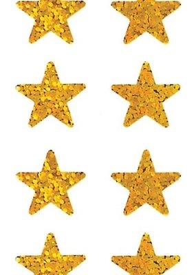 Jillson & Roberts Sticker Mini Gold Stars