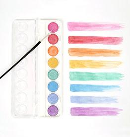 Micador Metallic Watercolor Palette Set