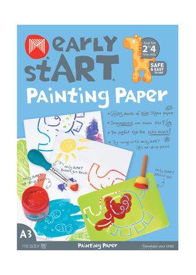 Micador Painting Paper Pad A3