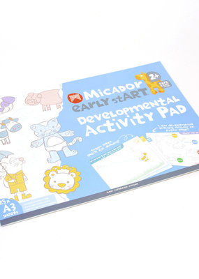 Micador Developmental Activity Pad A3