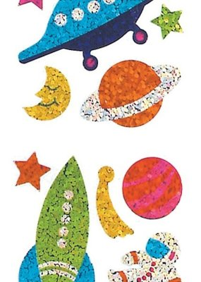 Jillson & Roberts Stickers Prismatic Space