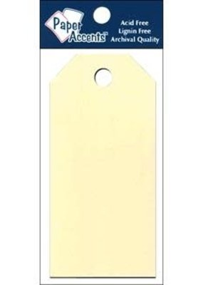 Paper Accents Craft Tags Manila 2.125 x 4.25