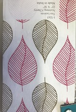 Graphic Products Paper Tea Leaves Nutmeg / Cherry