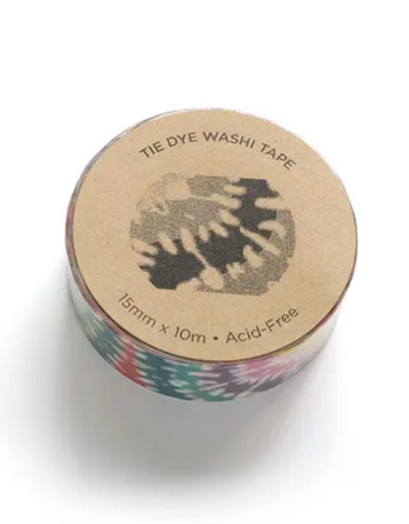 Smarty Pants Paper Washi Tie Dye