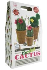 Crafty Kit Company Crochet Kit Cactus