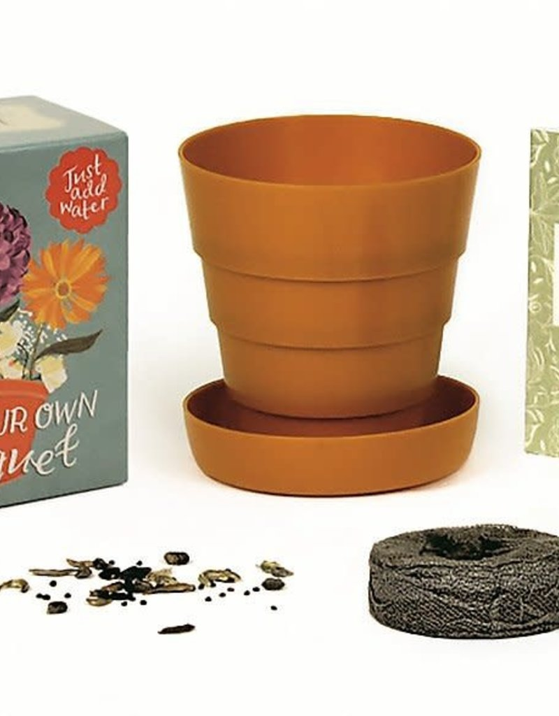 Running Press Grow Your Own Bouquet