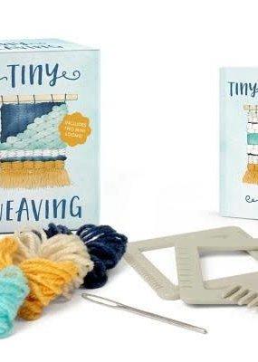 Running Press Tiny Weaving