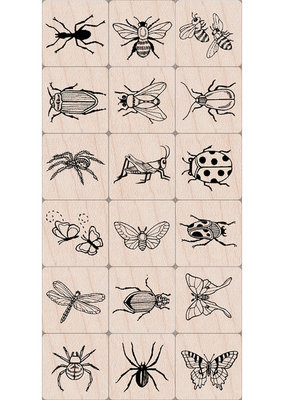 Hero Arts Ink and Stamp Bugs