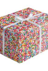 Jillson & Roberts Gift Wrap Roll Sprinkles