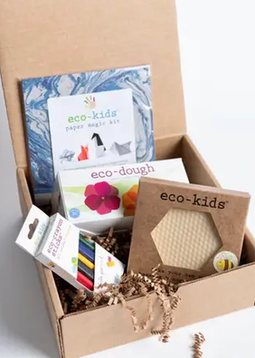 eco-kids The Eco-Friendly Keep 'em Busy Box
