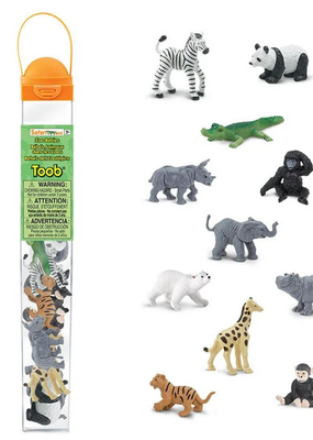 Safari Toob Animal Sets