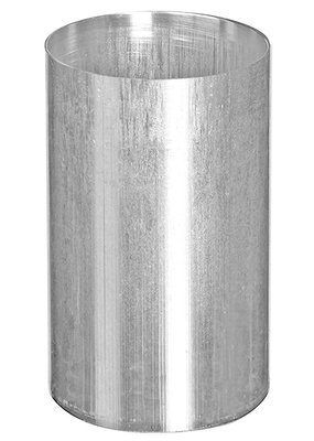 Country Lane Candle Mold Kit Aluminum 3 x 6.5 Inch Round