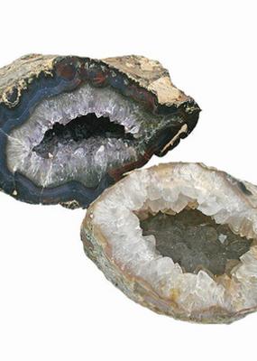 GeoCentral XL Cut Polished Geodes