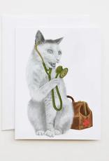 Le Canot Rouge Card Tam Estavida Cat A2
