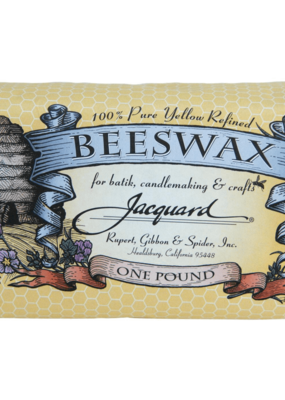Jacquard Beeswax Yellow 1 Pound