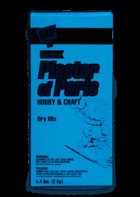 Composimold DAP Plaster Of Paris Dry Mix 4.4lb Box
