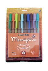 Sakura Gelly Roll Moonlight Fine Point Set of 10 New Colors