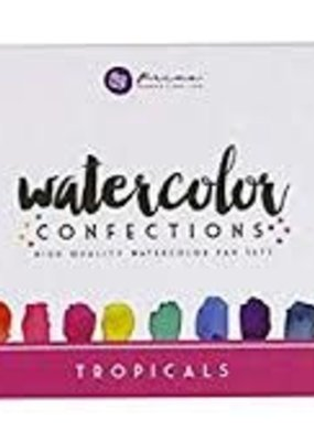 Prima Marketing Watercolor Confections Tropicals
