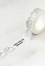 Ilootpaperie Washi They See Me Rollin' Toilet Paper