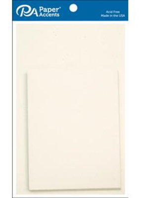 Paper Accents A2 Cards and Envelopes 4.25 x 5.5 Set of 10 Birch