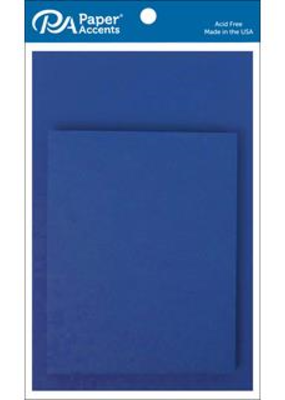 Paper Accents A2 Colored Cards and Envelopes 4.25 x 5.5  Set of 10