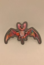 Katie Daisy Sticker Bat