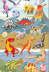 Stickers Puffy Dino