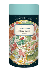 Cavallini Papers & Co. 1000 Piece Jigsaw Puzzles