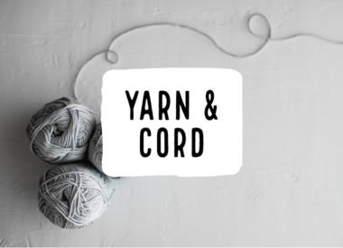 Yarn & Cord
