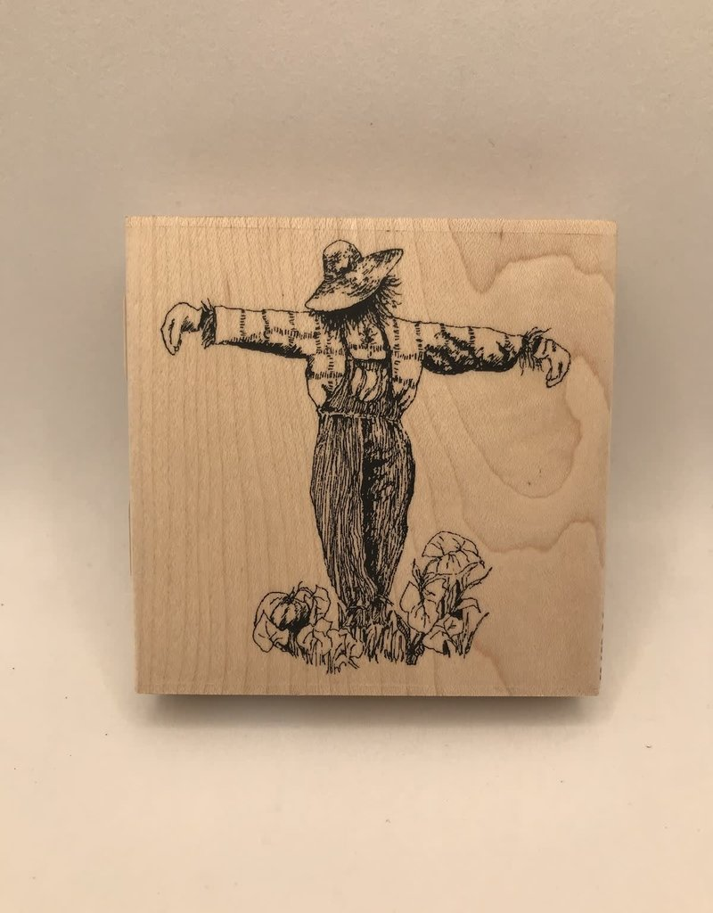 Stamp Scarecrow