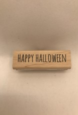 Stamp Happy Halloween
