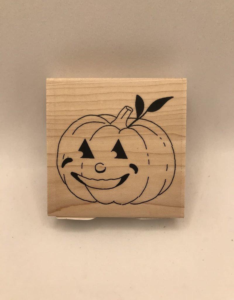 Stamp Happyy Pumpkin