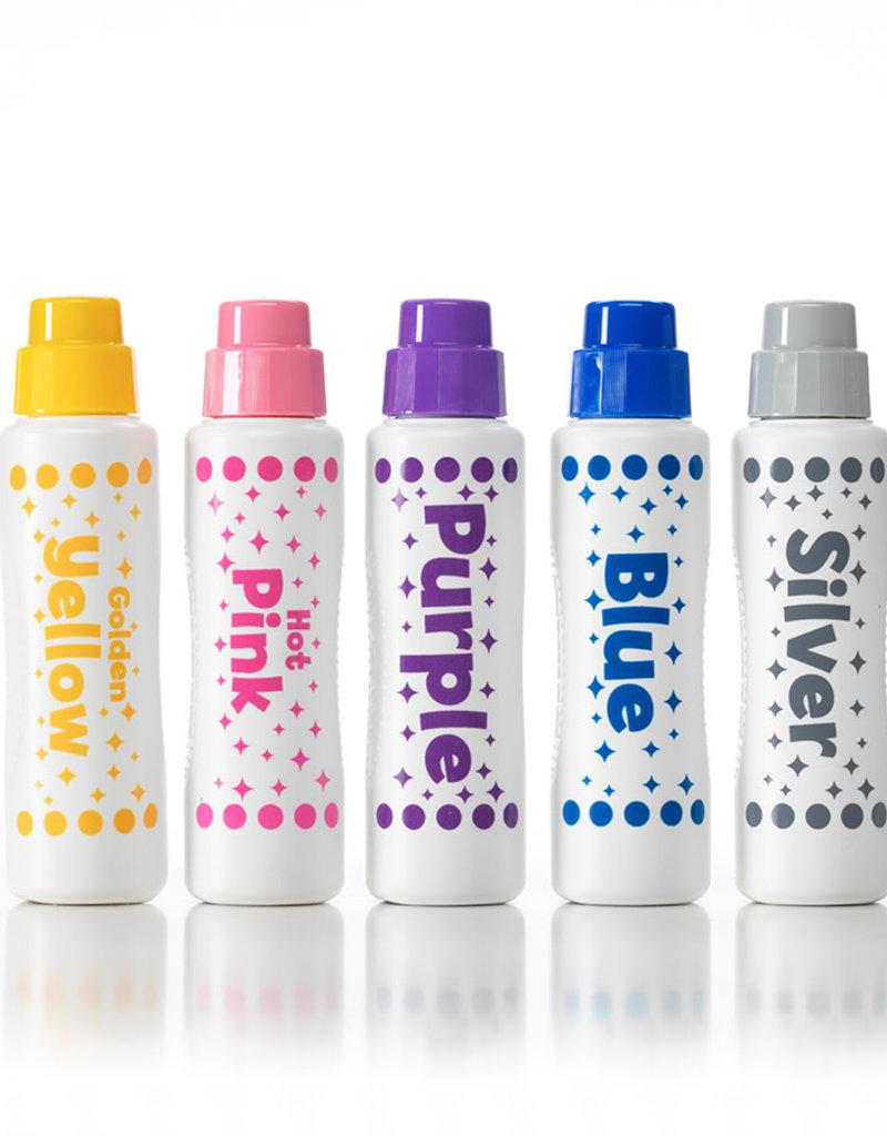 Do-A-Dot Do-A-Dot Art Marker Shimmers 5 Piece