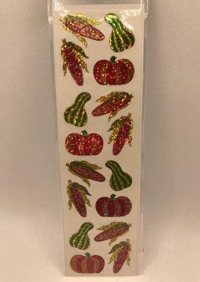 Jillson & Roberts Stickers Prismatic Mini Harvest