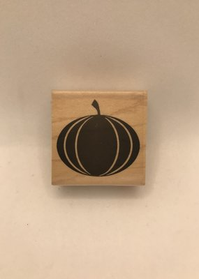 Stamp Pumpkin