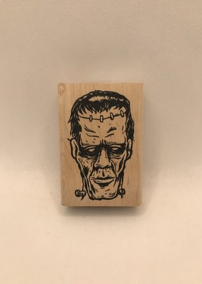 Stamp Frankenstein