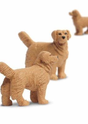 Safari Good Luck Mini Golden Retreiver