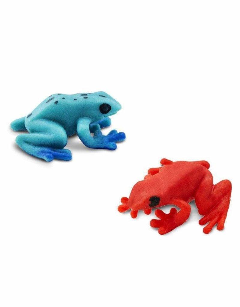 Safari Good Luck Mini Reptiles and Amphibians