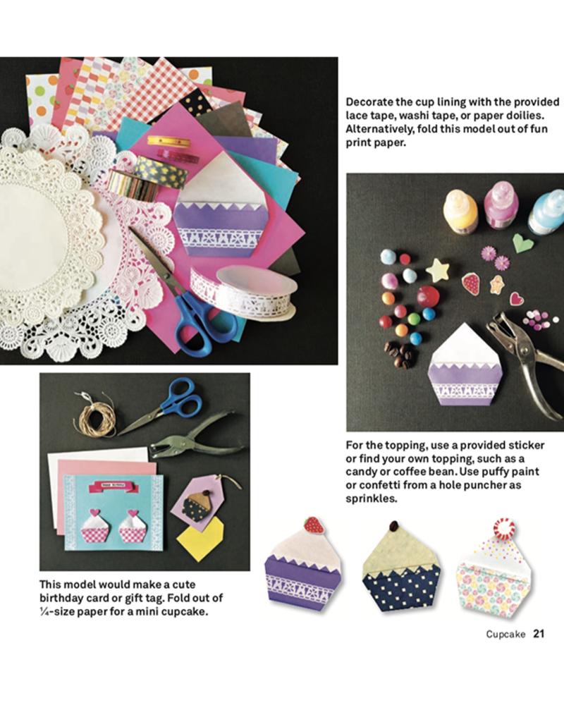 Tuttle Publishing Super Cute Origami Kit