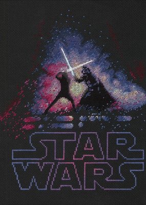 Dimensions Star Wars Counted Cross Stitch