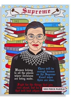 The Found Puzzle RBG