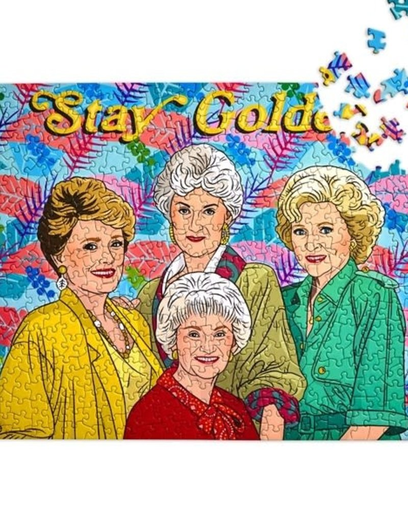 The Found Puzzle Stay Golden