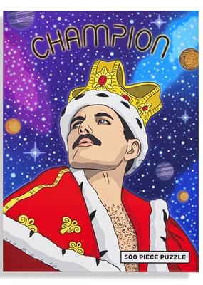 The Found Puzzle Freddie Champion