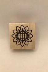 Darice Stamp Sunflower