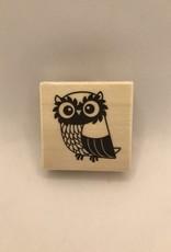 Darice Stamp Owl