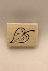 Darice Stamp Fall Leaf 1
