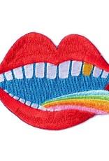 Lisa Congdon Patch Lisa Congdon Rainbow Tongue