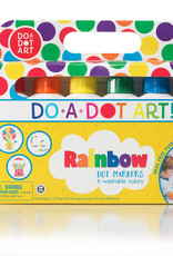 Do-A-Dot Do-A-Dot Art Marker Rainbow 6 Pack
