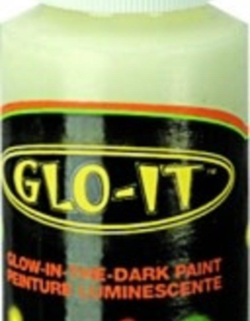DecoArt Glow In The Dark Paint 1 Ounce